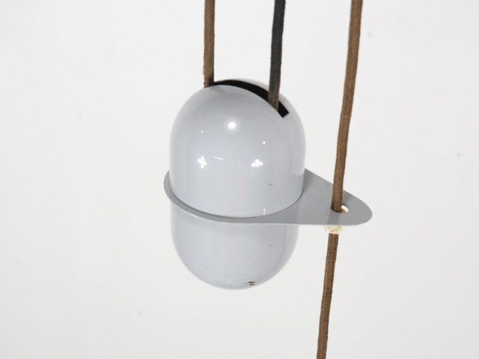 Counterbalance pendant by Goffredo Reggiani for Reggiani, 1960's