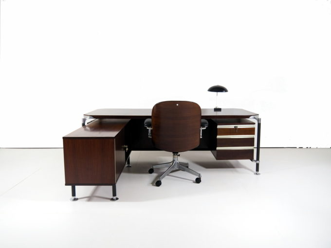 Desk by Ico and Luisa Parisi for M.I.M.Roma
